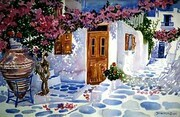Greek Passage - Mykonos